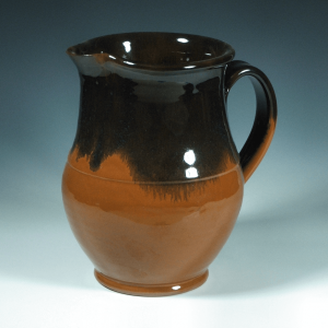 Pitcher, Two Tone