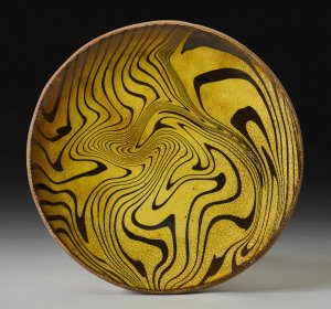 Marbled Plate