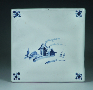 Delft Tile Houses