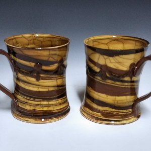Agate Tankards