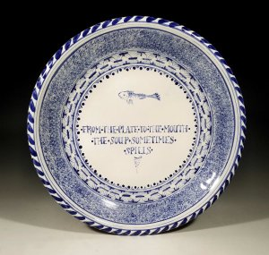Charger, Soup Plate