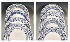 Custom Dinnerware patterns