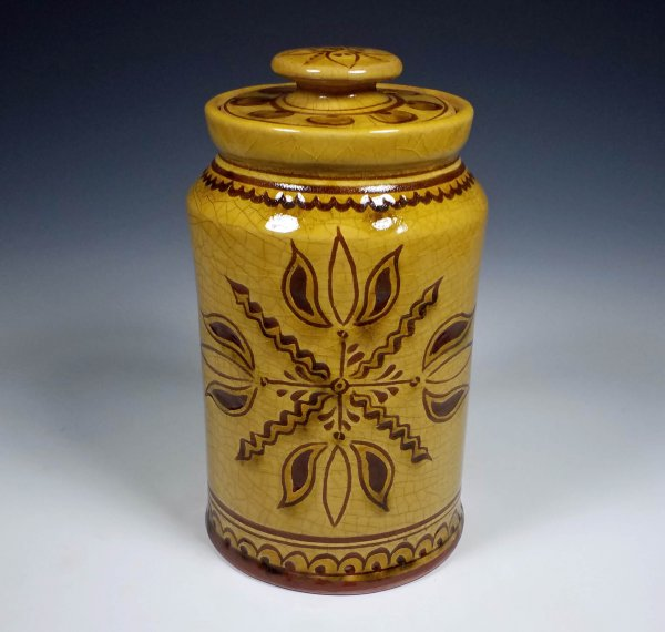 Canister, 4 Tulip