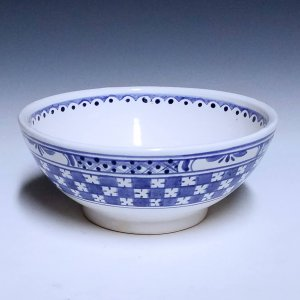 Soup Bowl, Checkered
