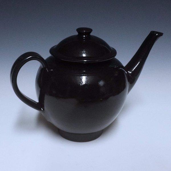 Teapot, Black