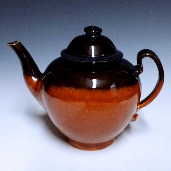 Teapot, Two Tone