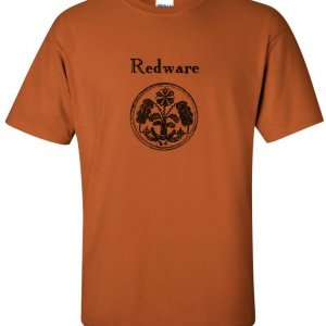 T Shirt, Redware