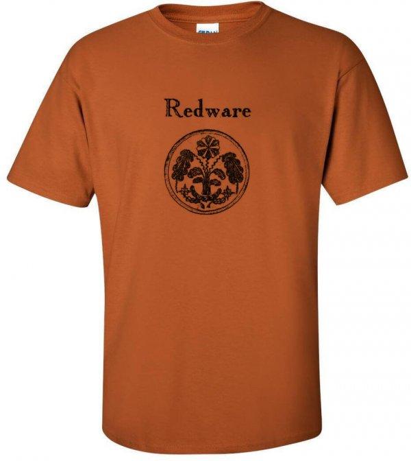 T Shirt, Redware