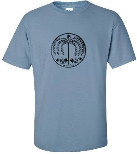 T Shirt, Tree of Life