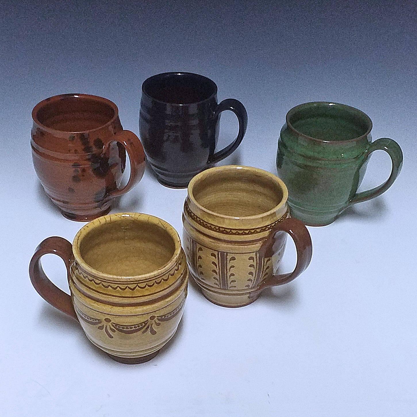 Barrel Mugs