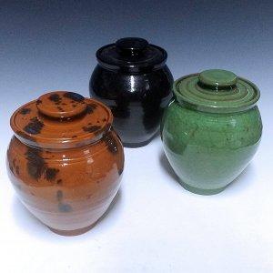 Oval Jars