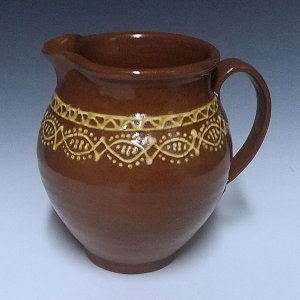 Pitcher, Banded
